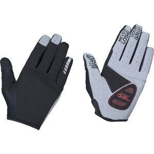 GripGrab Shark Padded Full Finger Gloves black black