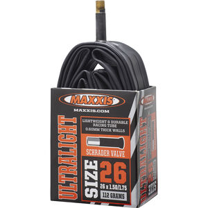Maxxis UltraLight 26 x 1.25/1.75, Presta/F schwarz bei fahrrad.de Online