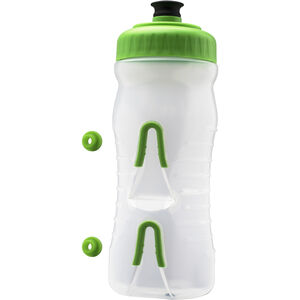 Fabric Cageless Bottle 600ml green green