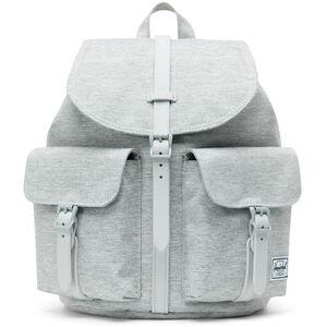 Herschel Dawson Small Backpack light grey crosshatch light grey crosshatch