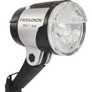 Trelock LS 885 duo Frontscheinwerfer schwarz schwarz