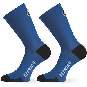 assos XC Socks twilight blue twilight blue