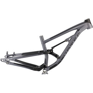 VOTEC VE Enduro Fully Rahmenkit 27.5 dark grey matt/black matt