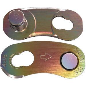 SRAM Power Lock Kettenverschluss 12-fach 4 Stück silber silber