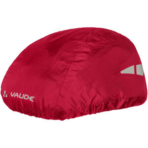 VAUDE Helmet Raincover indian red bei fahrrad.de Online