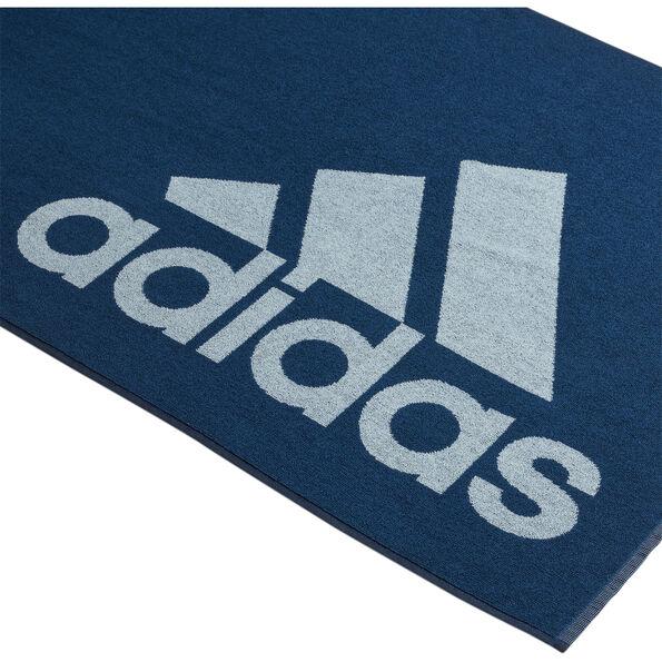 adidas Handtuch L Herren legend marine/ash grey