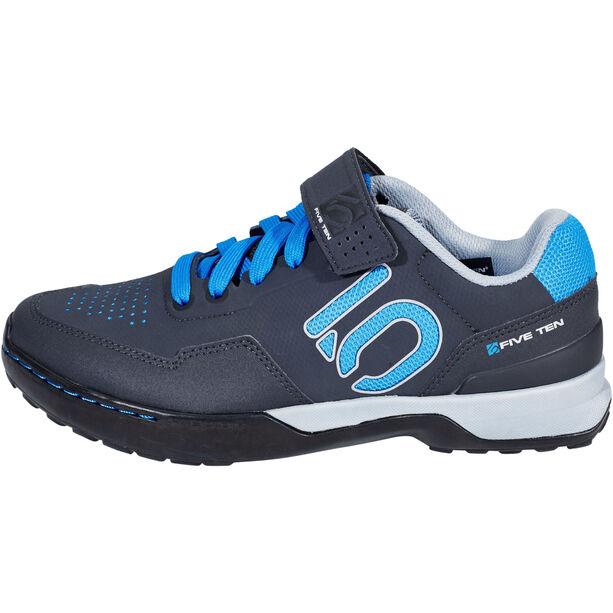 adidas Five Ten Kestrel Lace Shoes Damen shock blue