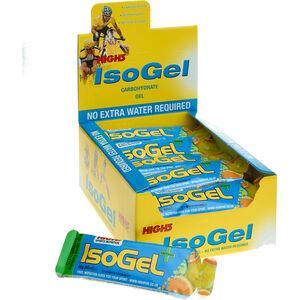 High5 IsoGel Plus Box Lemon 25 x 60ml