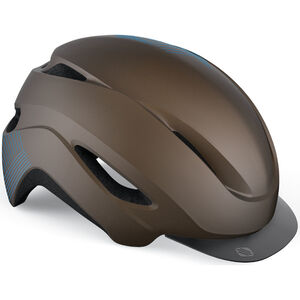 Rudy Project Central Helmet Brown Sky Matte