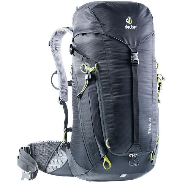 Deuter Trail 30 Backpack black-graphite