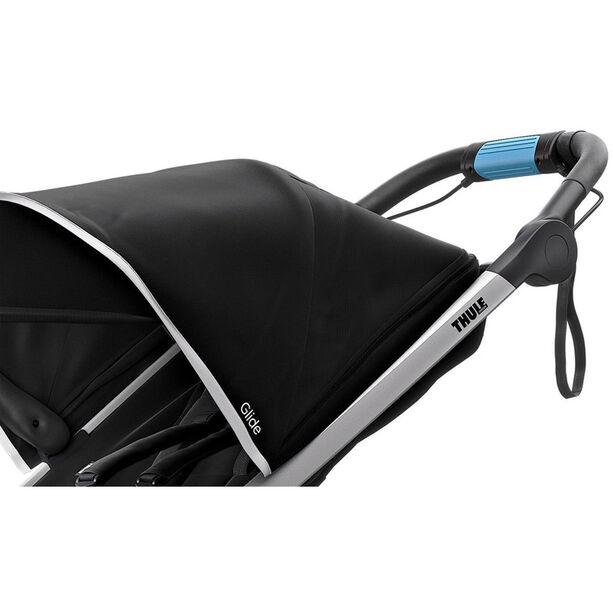 Thule Glide² Jogging-Buggy jet black