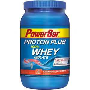 PowerBar ProteinPlus Whey Isolate 100% Dose 570g Strawberry Cheesecake