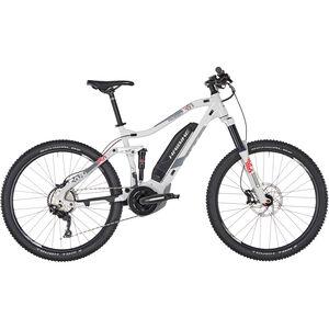 HAIBIKE SDURO FullSeven Life LT 3.0 grau/grau/coral bei fahrrad.de Online