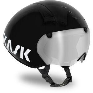 Kask Bambino Pro Helm Inkl. Visier schwarz schwarz