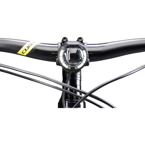 Lupine SL S Bosch Purion E-Bike Frontlicht StVZO mit Lenkerhalter 31,8 mm schwarz