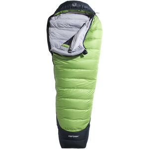 Nordisk Celsius -10° Sleeping Bag XL peridot green/black bei fahrrad.de Online