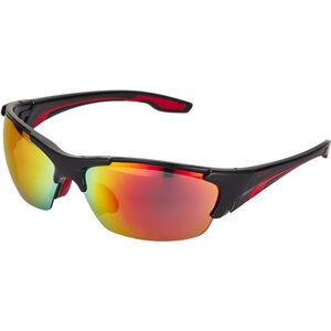 UVEX blaze lll Glasses black red