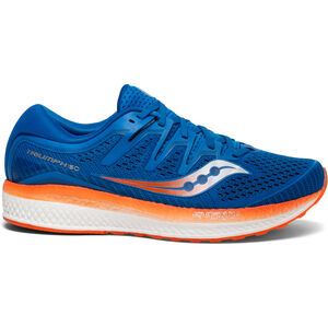 saucony Triumph ISO 5 Shoes Men Blue/Orange bei fahrrad.de Online