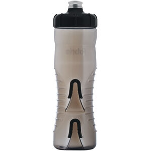 Fabric Cageless Bottle 750ml black/black black/black