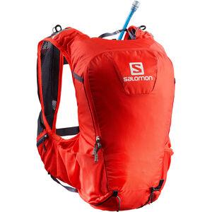 Salomon Skin Pro 15 Bag Set Fiery Red/Graphite bei fahrrad.de Online