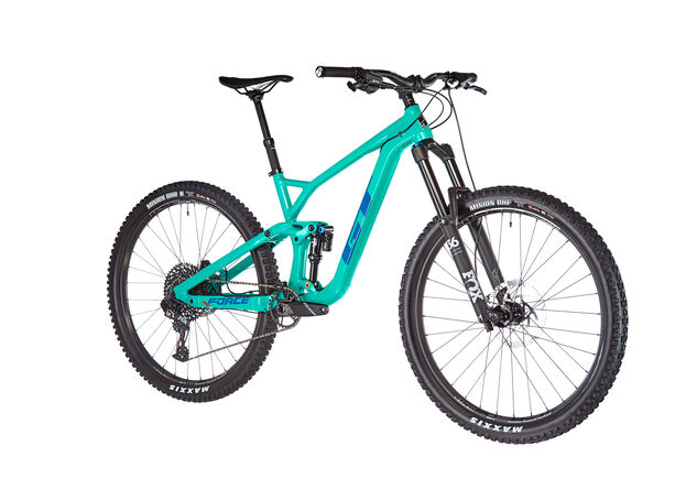"GT Bicycles Force Expert 29"" gloss pitch green"
