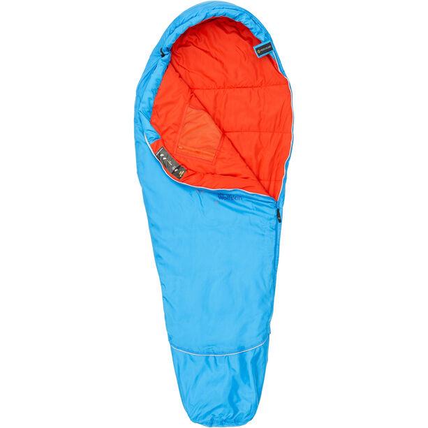 Jack Wolfskin Grow Up Sleeping Bag Kinder brilliant blue