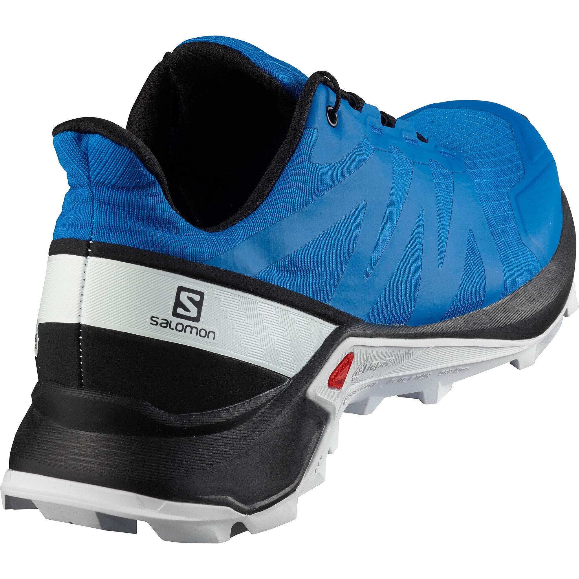 Herren Schuhe Salomon Neutral X Tour 2 Blau   375977 Größe