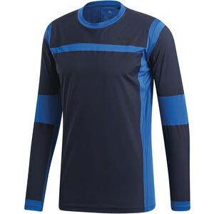 adidas TERREX Agravic Hybrid LS Herren blue beauty blue beauty