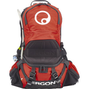 Ergon BE2 Enduro Rucksack 6,5 L black/red black/red