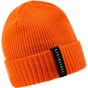 Cube Edge Beanie orange orange