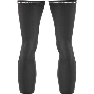 Castelli Nano Flex+ Knee Warmers black black