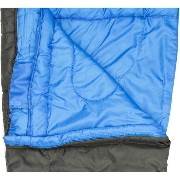 High Peak TR 300 Schlafsack rechts anthrazit/blau anthrazit/blau