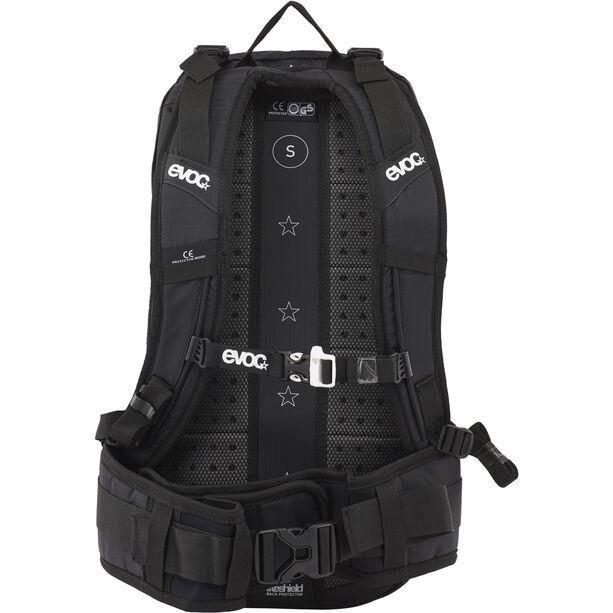 EVOC FR Lite Protector Backpack 10l black