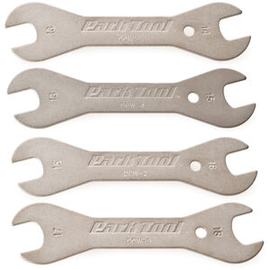 Park Tool DCW-1C/2C/3C/4C Doppelseitiger Konussschlüssel