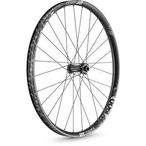 """DT Swiss H 1900 Spline Vorderrad 27,5""""/35mm Carbon IS 6bolt 110/15mm TA Boost schwarz/weiß schwarz/weiß"""