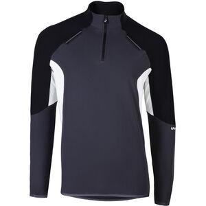 UYN Move Zip Up Jacket Man Charcoal/Black/Pearl Grey bei fahrrad.de Online