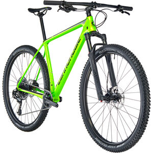 "Cannondale F-Si Carbon 5 29"" green green"