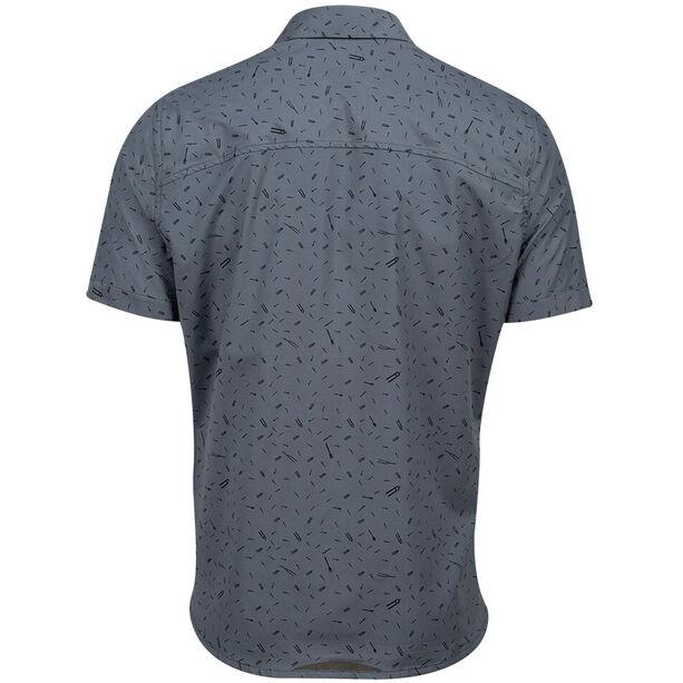 PEARL iZUMi Rove Kurzarm T-Shirt Herren turbulence forks