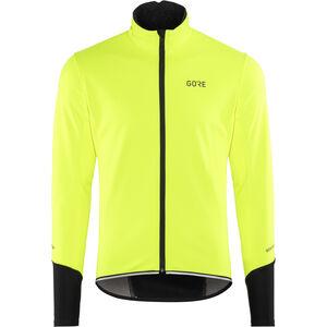 GORE WEAR C5 Windstopper Thermo Jacket Herren neon yellow/black neon yellow/black