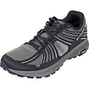 Columbia Mojave Trail Outdry Shoes Herren black/white black/white