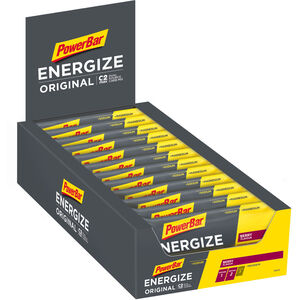 PowerBar Energize Original Riegel Box 25x55g Berry
