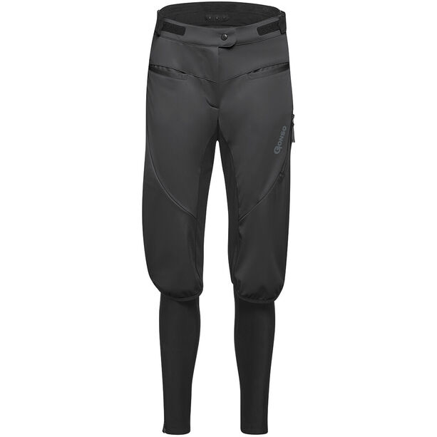 Gonso Bruna Active Doppelhose Damen black