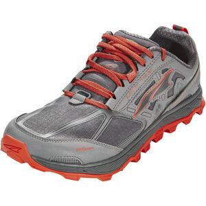 Altra Lone Peak 4 Running Shoes Herren gray/orange gray/orange