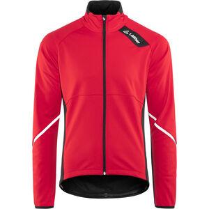 Löffler WS Warm Softshell Jacke Herren Rot bei fahrrad.de Online
