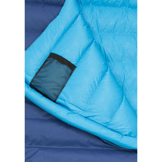 Yeti Tension Mummy 300 Sleeping Bag L royal blue/methyl blue