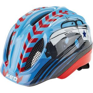 KED Meggy Trend Helmet Kinder police police
