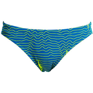 Funkita Bibi Banded Brief Damen ripple effect