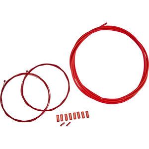 KCNC Schaltzug Set rot