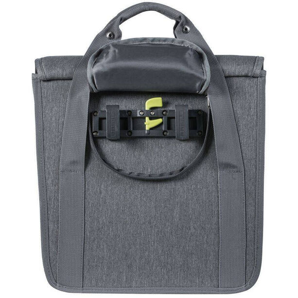 Basil GO Einzel-Gepäckträgertasche 16l Damen grey melee
