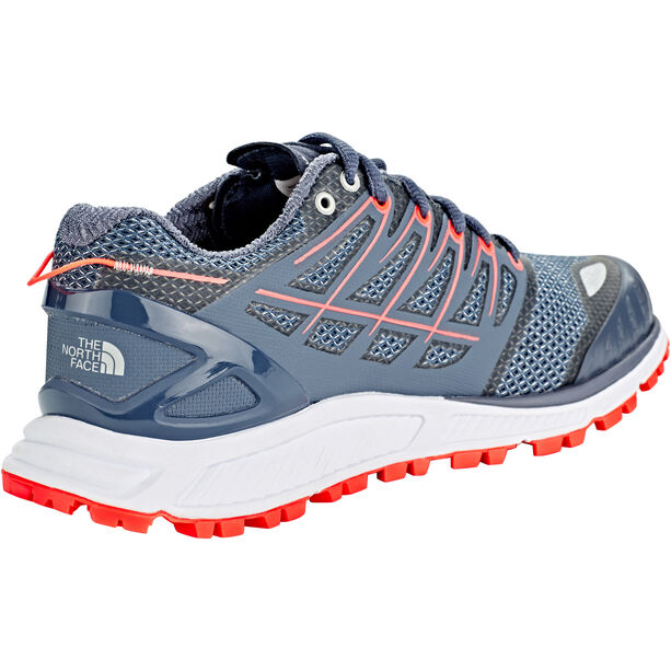 The North Face Ultra Endurance II GTX Shoes Damen grisaille grey/fiery coral